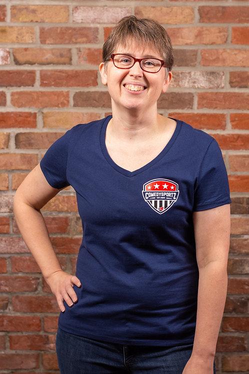 ComedySportz Shield Shirt - Women's