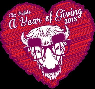 A Year of Giving CSz Buffalo