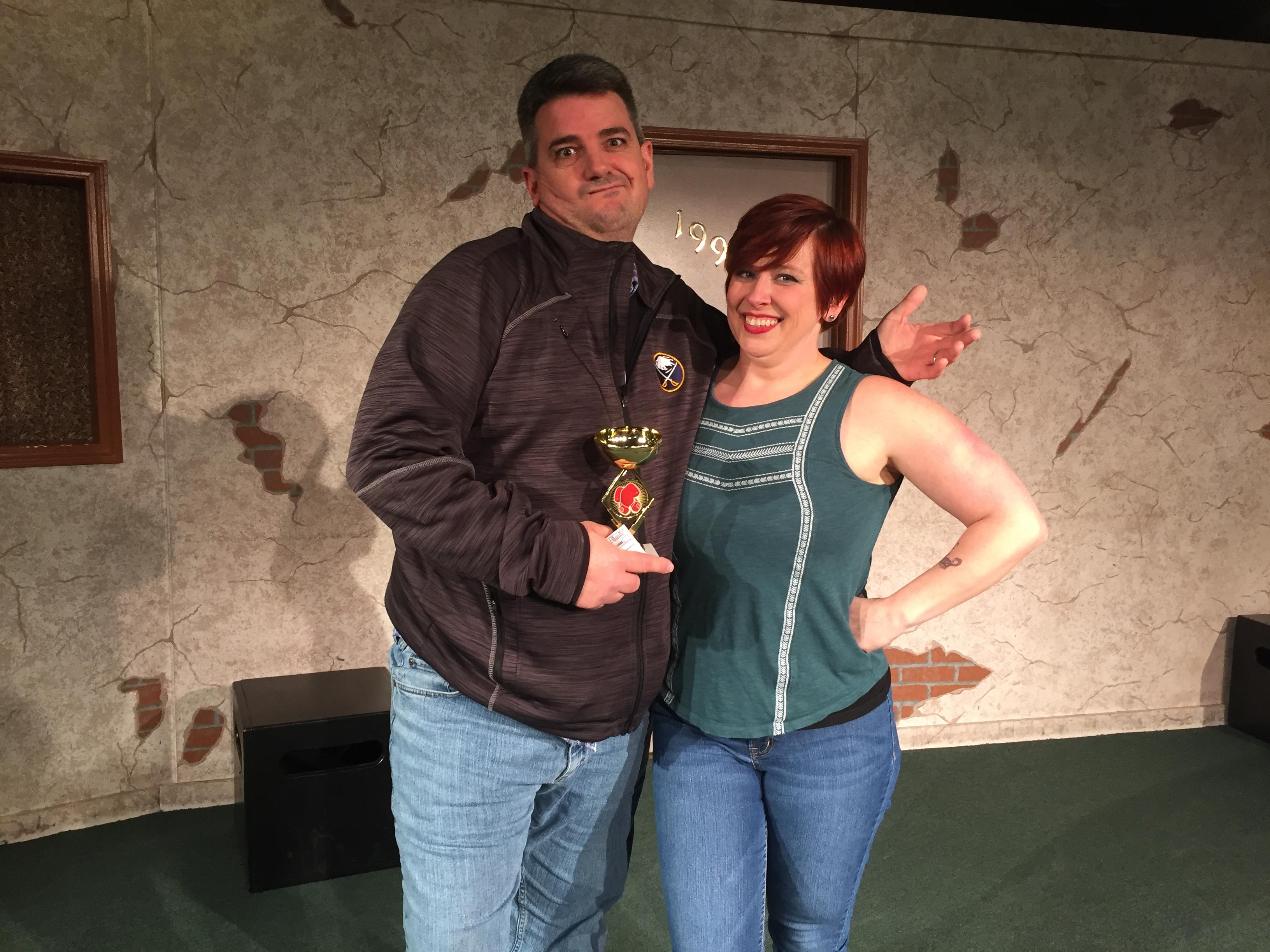 May '17 | Aaron & Danette