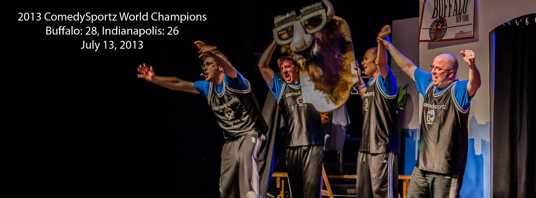 2013 ComedySportz World Champions
