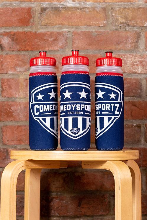 ComedySportz Shield Waterbottle