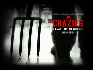 In Sickness and in Health: Society's Ills as told by THE CRAZIES (2010)