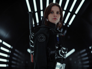 January, Previews, and ROGUE ONE (2016)