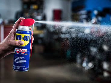 Is WD-40 the ultimate set and forget stock?