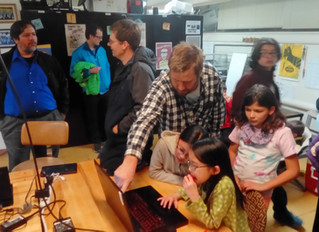 Volunteers make a difference at Los Alamos Makers