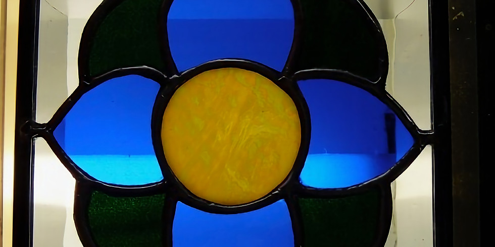Beginners' Stained Glass class