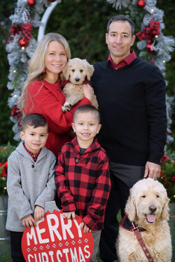 Nala & her guardian family