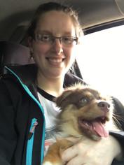Sasha & I