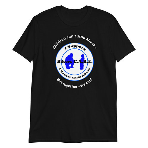 """I Support - I Report"" T-shirt"