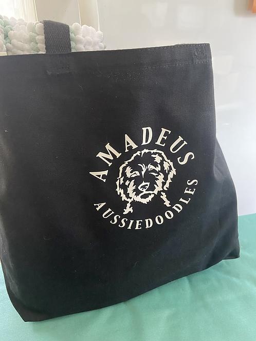 Large Logo Shopping Bag