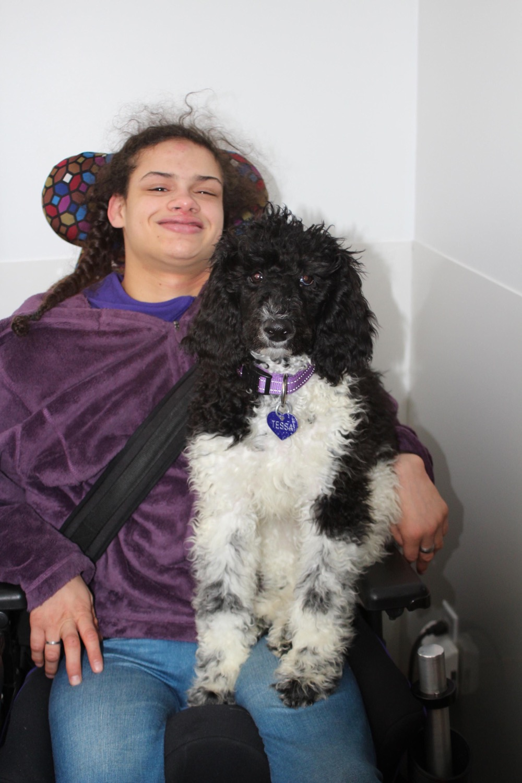 Tessa & her guardian