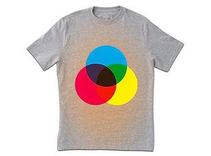 Renk Spektrum Baskı Tişört