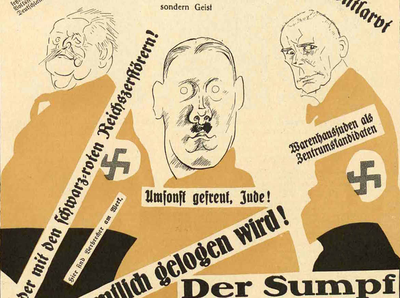 Olaf g 1930 hitler