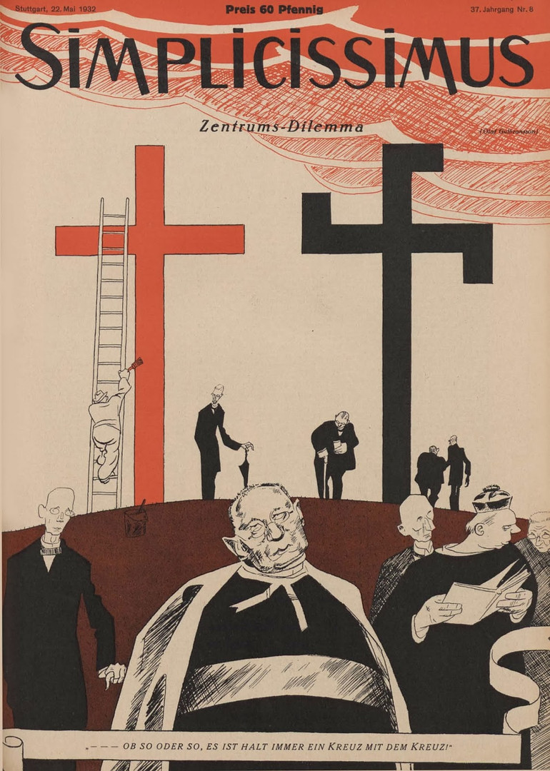 olaf g 1932 kritikk av kirken.jpg