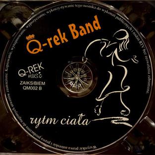 "Q-rek Band - ""rytm ciała"""