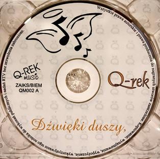 "Q-rek - ""Dźwieki duszy"""