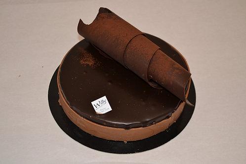 Duo van chocolade 6 pers