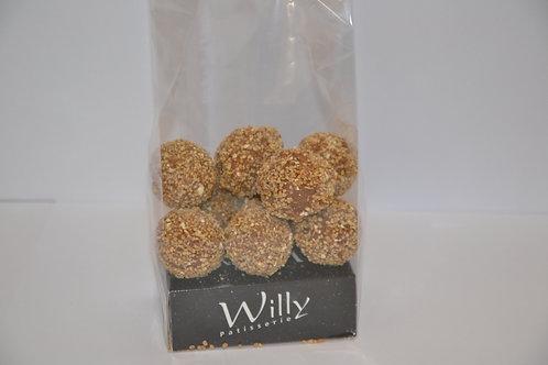 Champagne truffels 100g