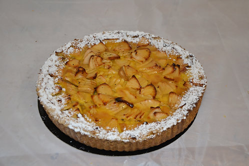 Bretoense appeltaart 8 pers