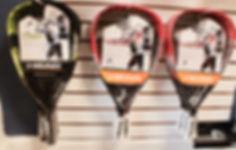 Head Racquetball racquets