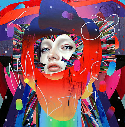 Erik Jones |Realism Female Painting
