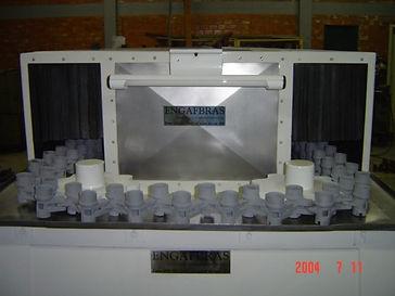 lavadora de garrafas