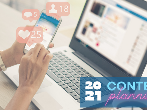 Managing Your 2021 Digital Marketing Plan