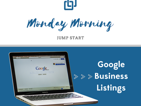 Jump Start: Google My Business