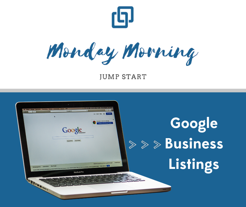 Intro to Google Business Listings