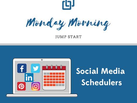 Jump Start: Social Media Schedulers