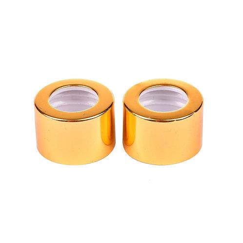 5048 Tampa de Plástico Ouro p/ Difusor - 28
