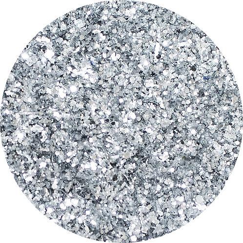 Glitter 14g Prata - 10