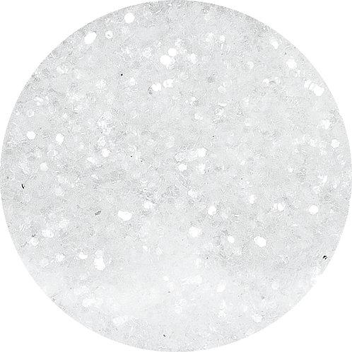 Glitter 1kg Branco Metalizado - 18
