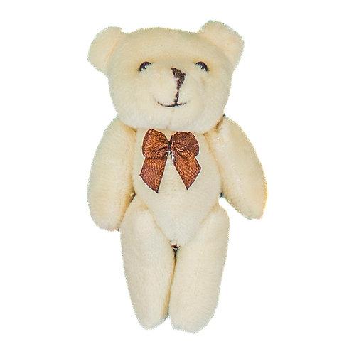 Urso Branco Chaveiro 9 cm (3374-b)
