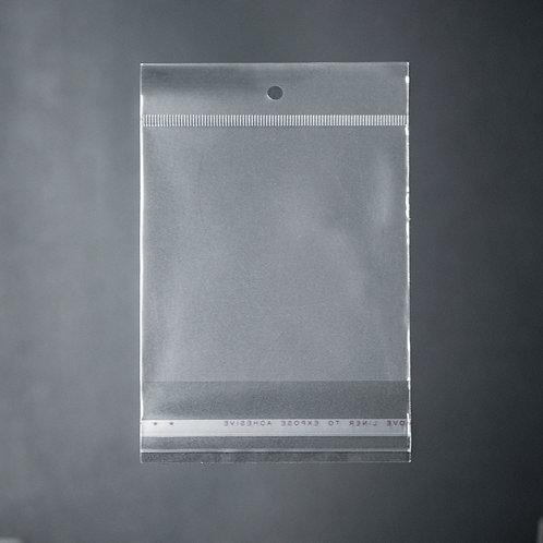 Cartucho Plástico com furo (3205) - 10 cm x 12 cm - 1.000 un