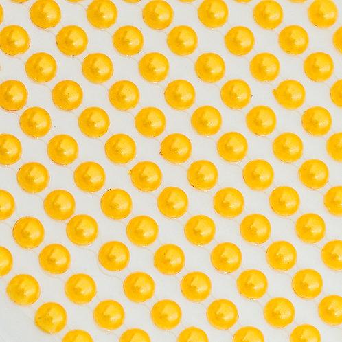 Cartela de Pérolas Adesivas 5mm (6721-011)