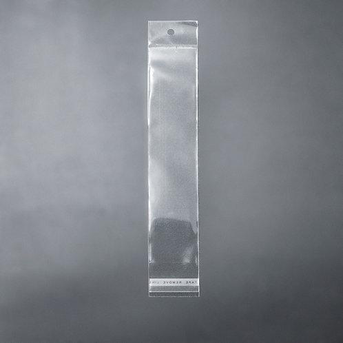 Cartucho Plástico com furo (3206) - 4 cm x 21,5 cm - 1.000 un