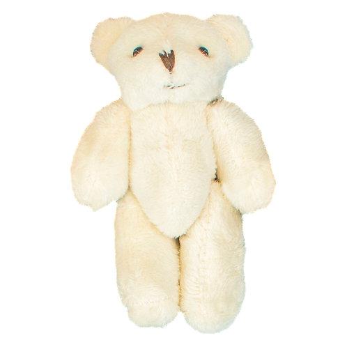 Urso Branco Chaveiro 11 cm (3370-b)