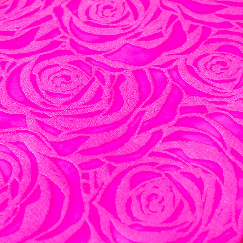 3361 Papel Velutto Rosas G - Pink