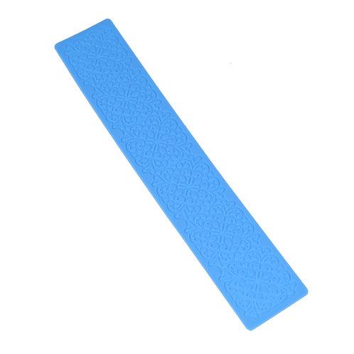 4934 Tapete de Renda de Silicone 37,5 cm x 7,8 cm
