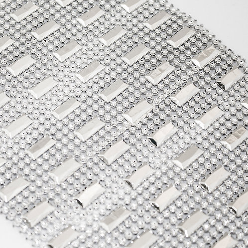 Manta de Plástico Prata 3273 - 0,11 m x 9 m