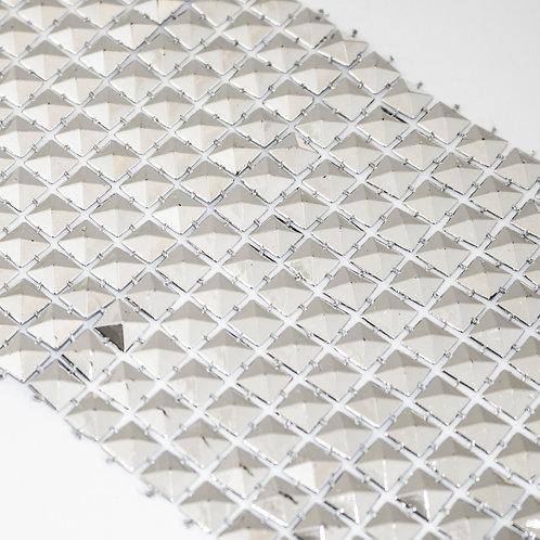 Manta de Plástico Prata 3265 - 0,10 m x 9 m