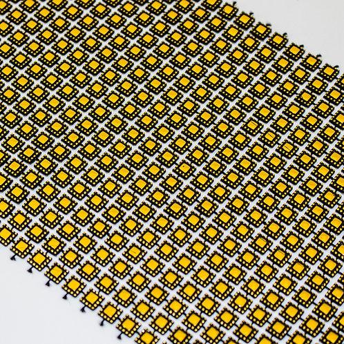 Manta de Plástico Dourada 3270 - 0,10 m x 9 m