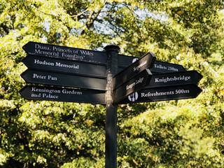 107年英倫歐洲之旅 : 海德公園