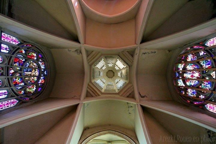 Dôme de la nef Pierre Chirol