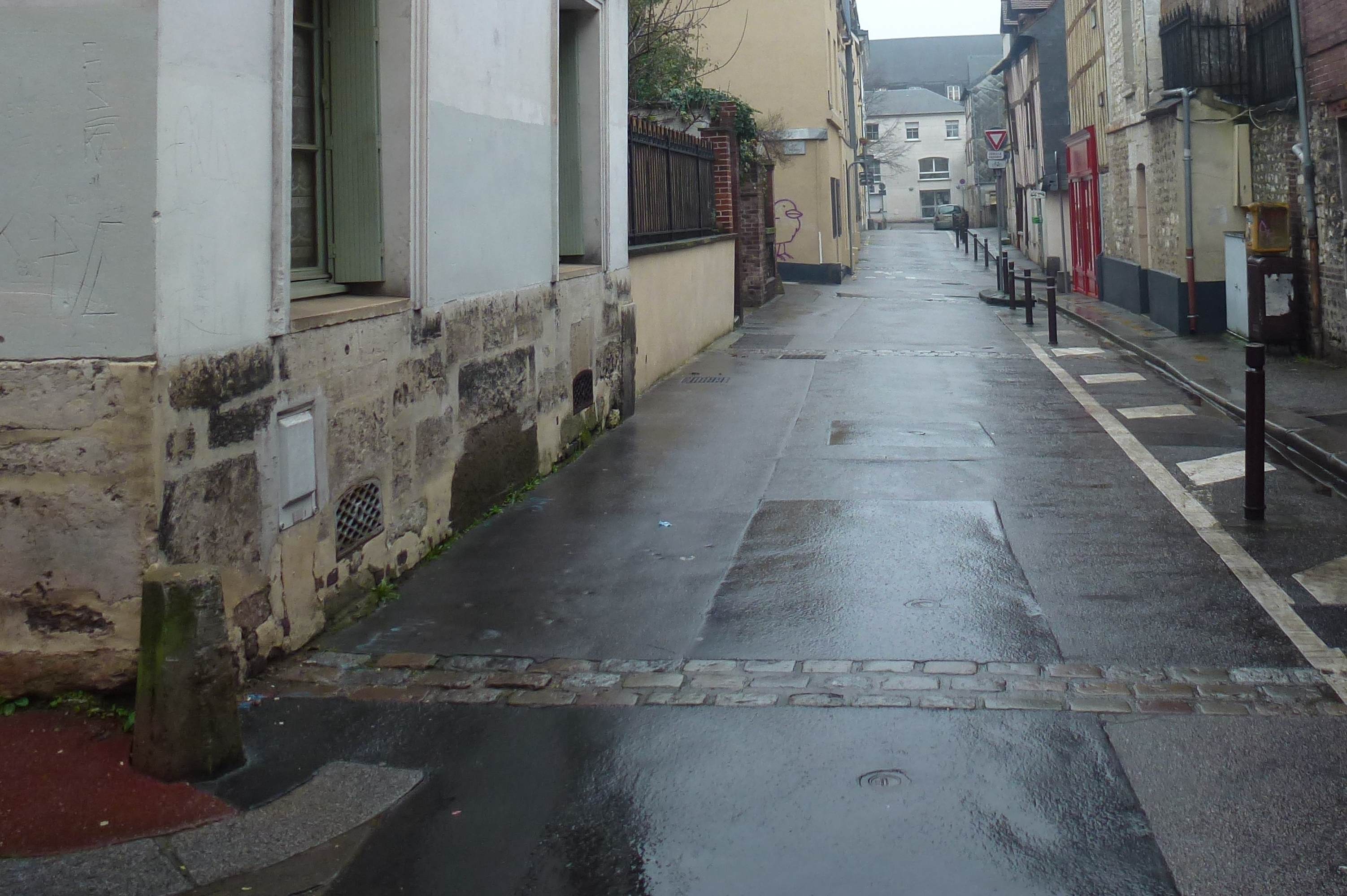 Rue de la Roche aujourd'hui (1)