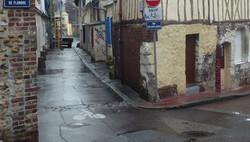 Rue Pitry-rue des Deux-Anges aujourd'hui