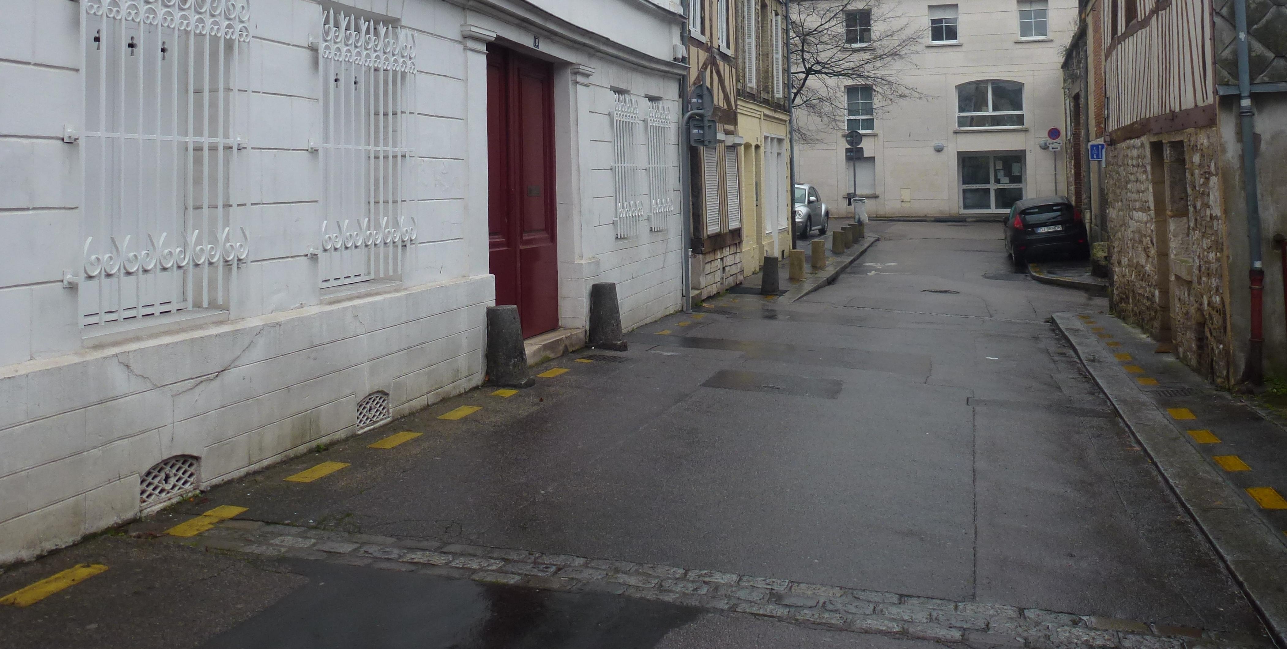 Rue de la Roche aujourd'hui (2)