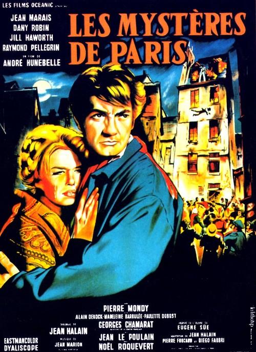 """""""Les mystères de Paris"""