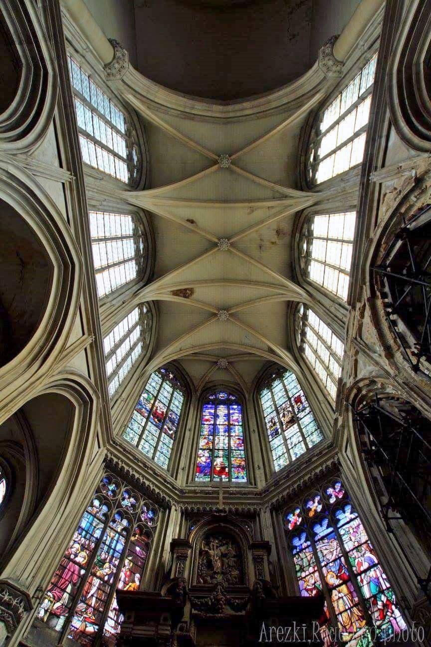 Choeur XVIe de Saint Nicaise